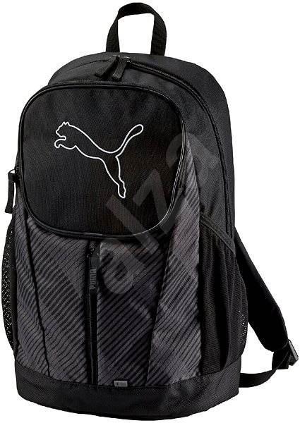 fb8c37e13b Puma Echo Backpack Puma Black - Batoh