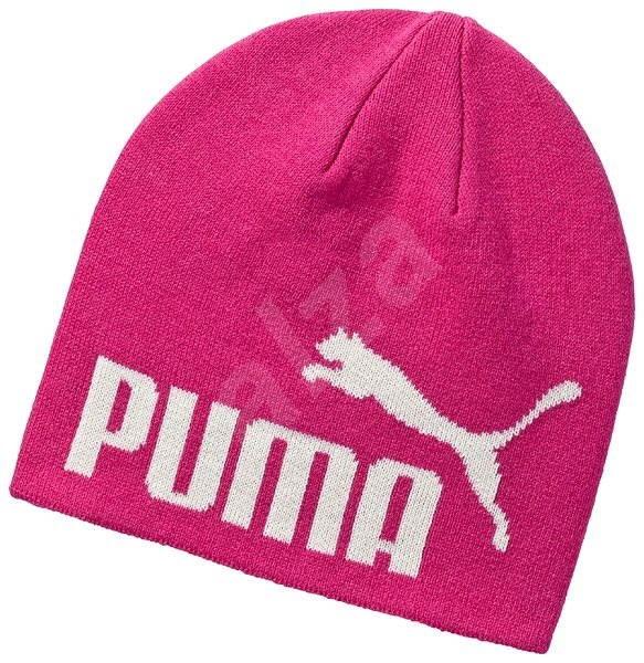 Puma ESS Big Cat Beanie Fuchsia Pur Adult - Čepice