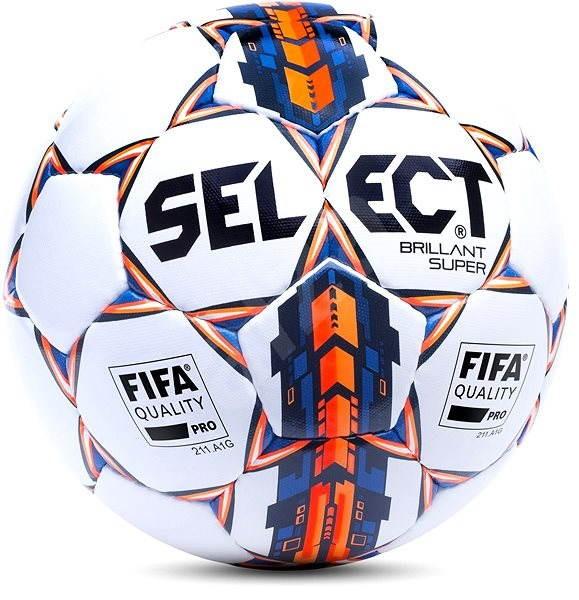 Select Brillant Super (FIFA APPROVED) vel. 5 - Fotbalový míč  c87ab4f097