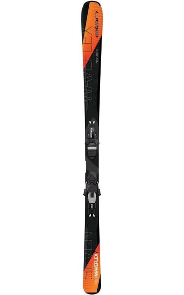 Elan WaveFlex 7 Light Shift + EL 10 160 - Sjezdové lyže