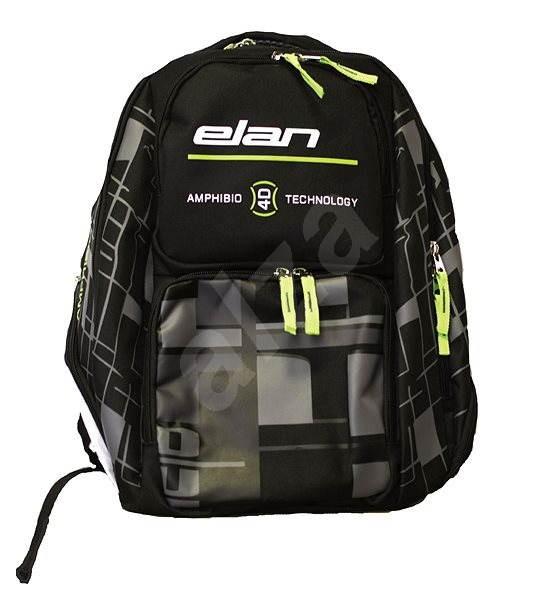 7443dc60832 Elan Backpack 4D černá UNI - Sportovní batoh. PRODEJ SKONČIL