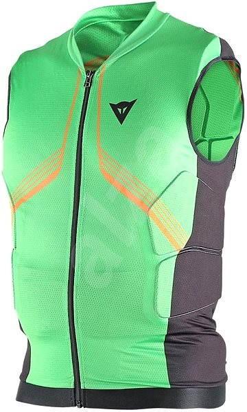 Dainese Waistcoat Soft Flex Man green XXL - Chránič