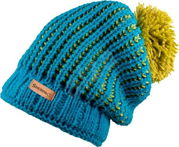 284f94ae786 Sherpa Chanelka New tyrkys - Zimní čepice. PRODEJ SKONČIL