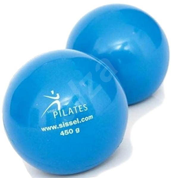 Sissel pilates toning ball 450g - Míč