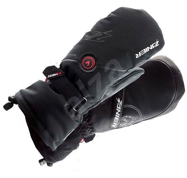 Zanier rukavice Heat.GTX 2.0 HE black XL - Rukavice