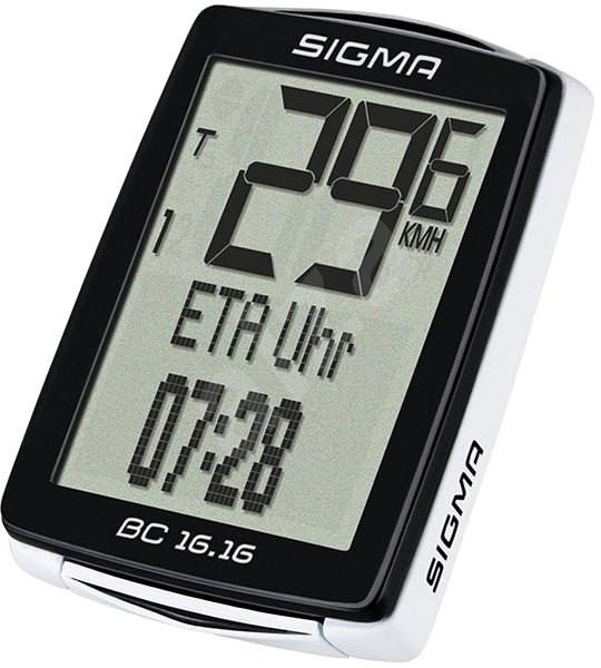 Sigma BC 16.16 - Bike Computer