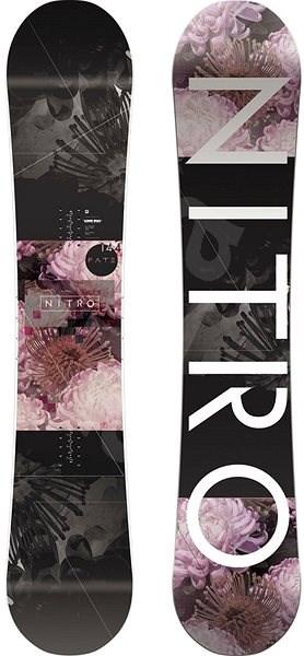 Nitro Fate vel. 150 cm - Snowboard