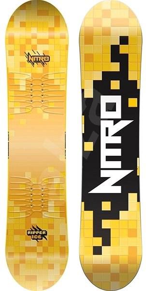 Nitro Ripper Kids vel. 106 cm - Snowboard