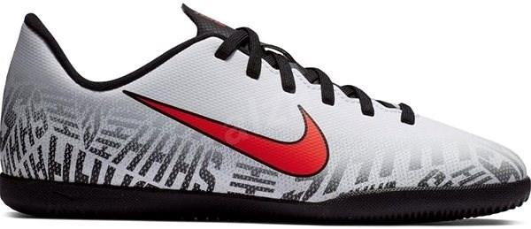 Nike JR VAPOR 12 bílá/černá EU 37,5 / 232 mm - Sálovky