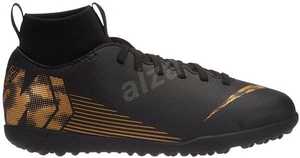 Nike Jr. Superfly 6 černá EU 37,5 / 232 mm - Kopačky