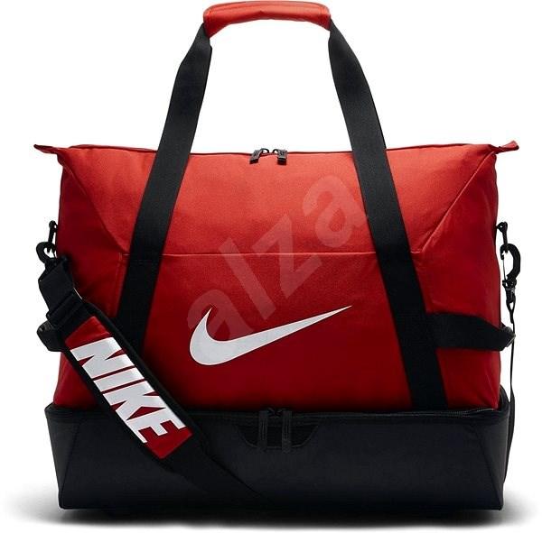 Nike Academy Team Hardcase, Red/Black - Sports Bag