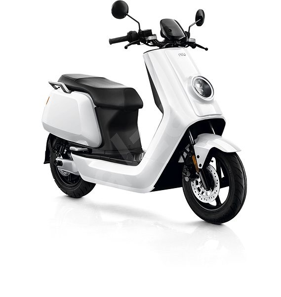 NIU N Sport white - Electric scooter