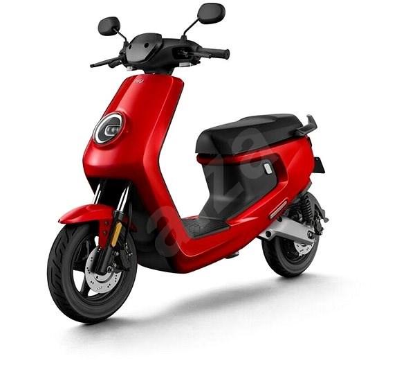NIU M+ Sport Red - Electric scooter