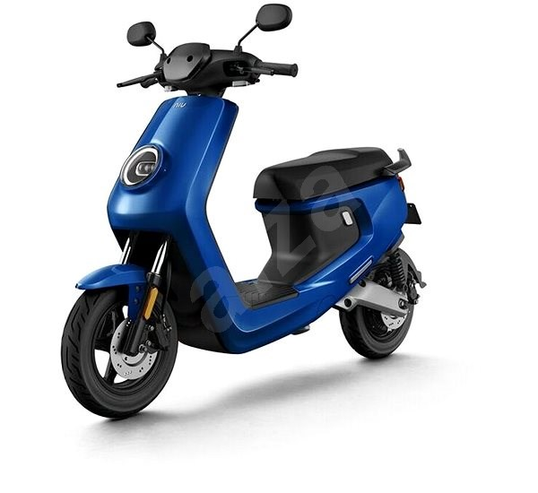 NIU M+ Sport blue - Elektroskútr