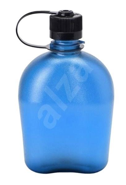 Nalgene Oasis Blue 1000 ml - Láhev na pití