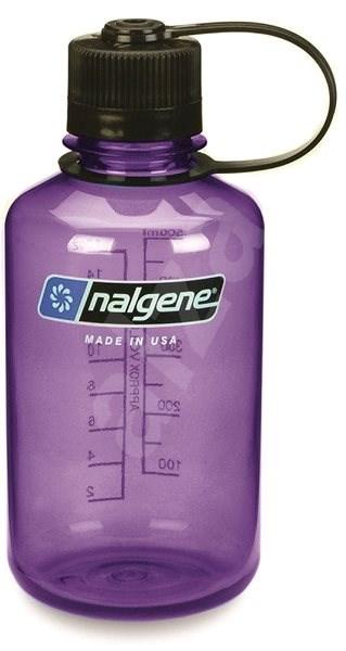 Nalgene Narrow Mouth 500 ml Purple - Láhev na pití