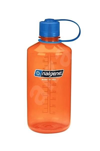 Nalgene Narrow Mouth Orange 1000 ml - Láhev na pití