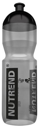 Nutrend Bidon transparentní 750 ml - Láhev na pití
