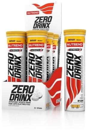 Nutrend Zerodrinx Tabs, 18 Tablet, Citron - Sportovní nápoj