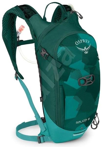 Osprey Salida 8 Teal Glass - Sportovní batoh