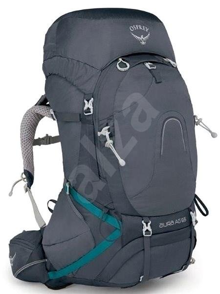 b9b2ecfa203 Osprey Aura AG 65 II Vestal Grey WM - Turistický batoh