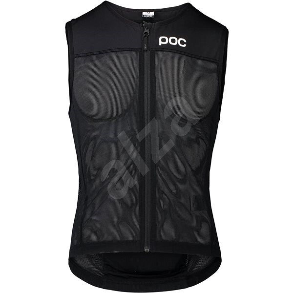 POC Spine VPD air WO vest uranium black S/regular - Páteřák