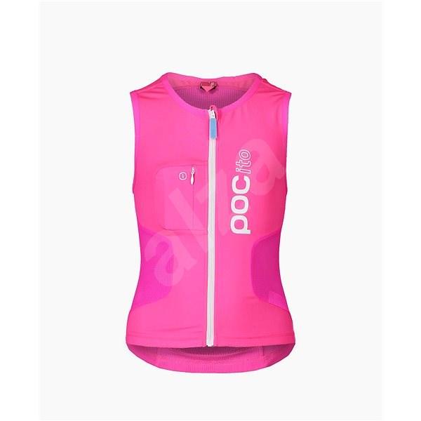 POC POCito VPD Air Vest Fluorescent Pink Small - Páteřák