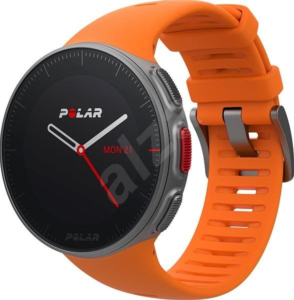 Polar Vantage V oranžový - Chytré hodinky