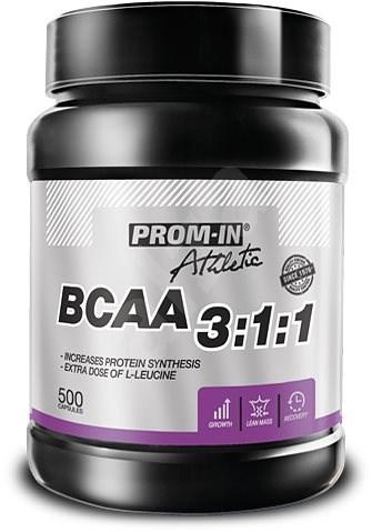 PROMIN BCAA 3:1:1, 500 kapslí - Aminokyseliny
