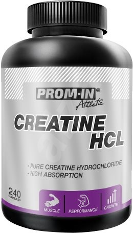 PROM-IN Creatine HCL 240 cps - Kreatin