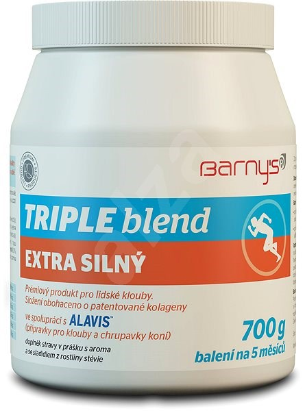 Barny`s Triple Blend EXTRA SILNÝ - Kloubní výživa