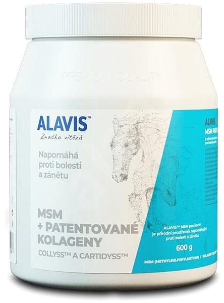 ALAVIS MSM pro koně b2ad8130ad