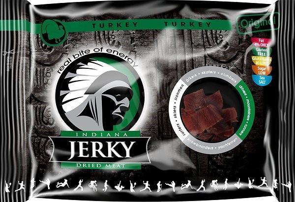 Jerky (turkey) Original 100g - Dried meat
