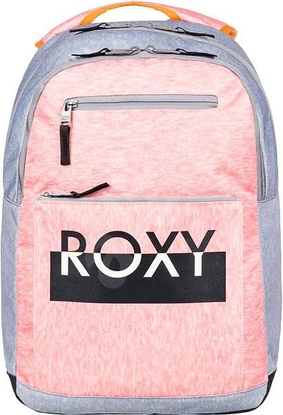 Roxy Here You Are Colorblock 2 - Heritage Heather AX - Městský batoh
