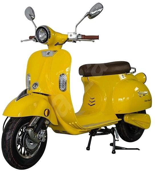 Racceway CENTURY yellow - Elektroskútr