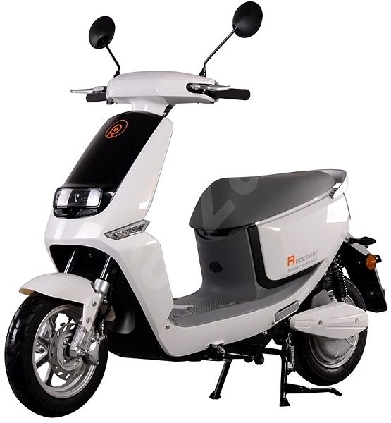 Racceway SMART White - Electric scooter