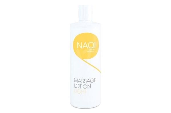 NAQI masážní emulze Light - Emulze