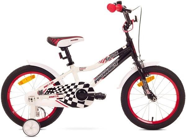 ROMET SALTO G 16 black - Dětské kolo