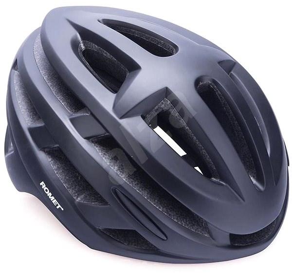 Romet 192 černá L - Helma na kolo