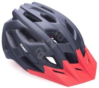 Romet 405 černá L/XL - Helma na kolo