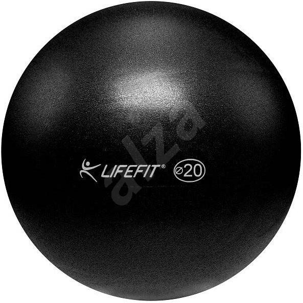 Lifefit overball 20cm, černý - Gymnastický míč