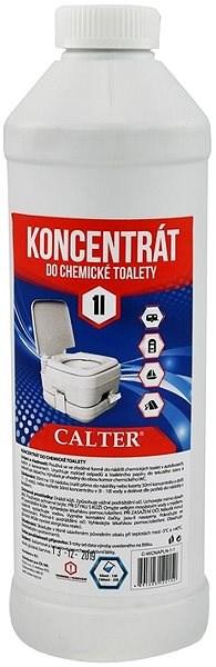 RULYT TORNADO BLUE do chemické toalety - 1L - Koncentrát