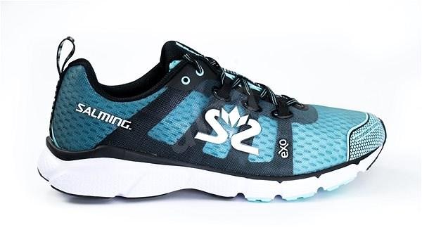 Salming enRoute 2 Women Aruba Blue/Black 36 2/3 EU / 230 mm - Běžecké boty