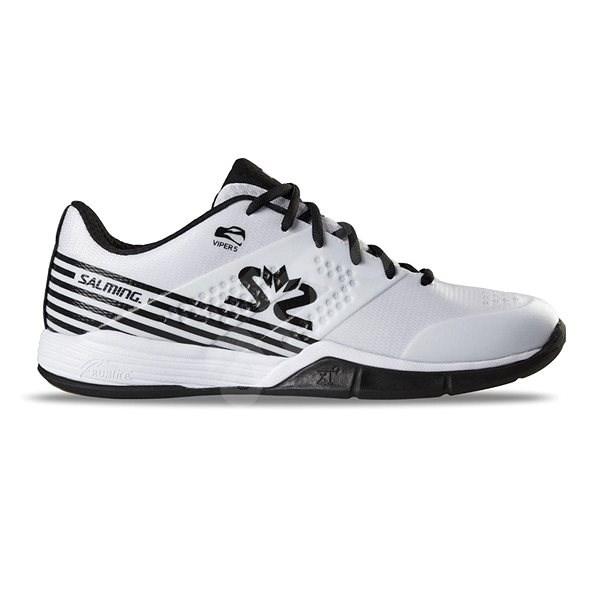 Salming Viper 5 Shoe Men White/Black vel. 48 EU / 310 mm - Sálovky