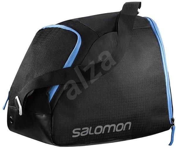 Salomon Nordic Gear Bag Black Process Blue - Sportovní taška  8ac873d9be
