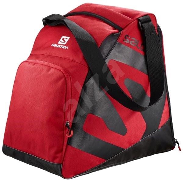 Salomon Extend Gearbag Barbados Cherry Black - Sportovní taška  534ab4b56d