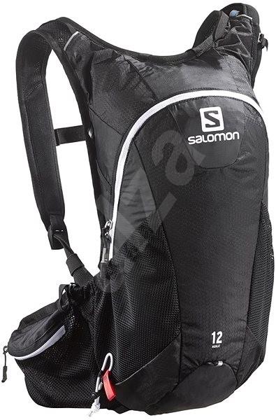 751d790e7b Salomon Agile 12 Set Black Iron White - Batoh