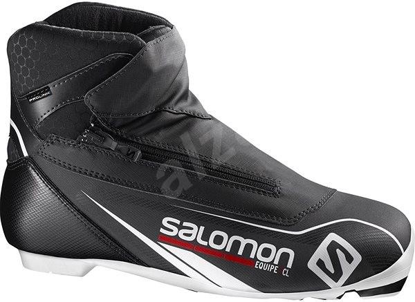 Salomon Equipe 7 Classic Prolink - Pánské boty na běžky  5420c32ed7