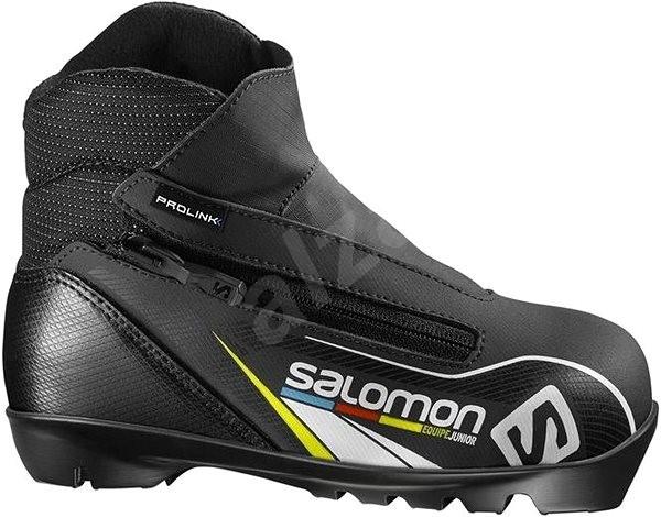 7a955c2d1c8b9 Salomon Equipe Junior Prolink vel. 39 EU / 24,5 cm - Dětské boty na ...
