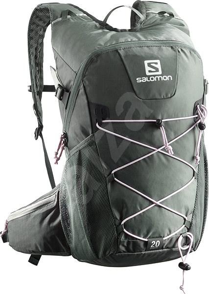 b6dcb0bc00 Salomon Evasion 20 Urban Chic Pink Mist - Sportovní batoh